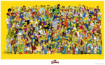 Simpsons Poster und T-Shirts