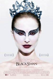 Star Poster vom Film Black Swan mit Natalie Portman
