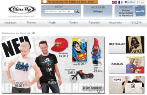 Bild vom Online-Shop closeup.de