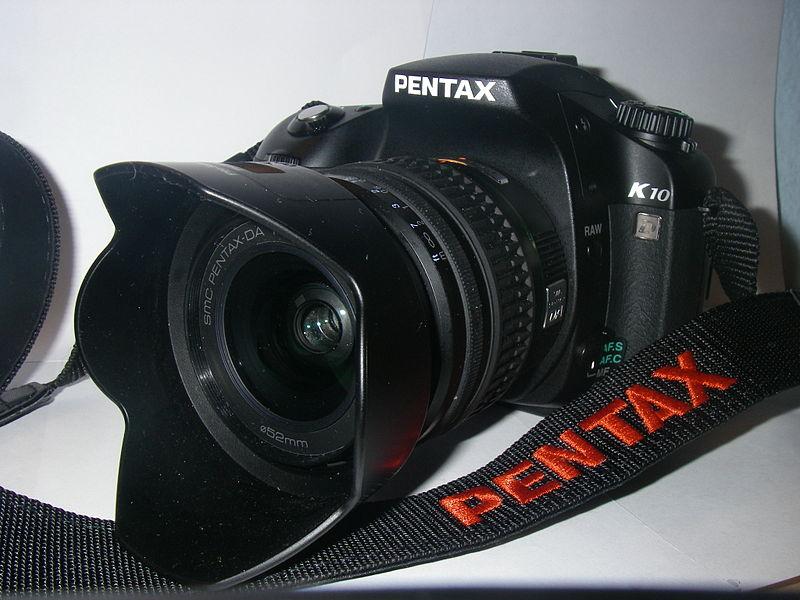 Digitalkameras und Spiegelreflexkameras