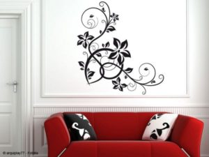 Wandtattoo_Stilvolles_Ornament_1