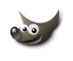 das Gimp-Logo