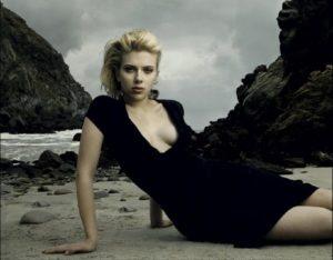 Scarlett Johansson von Annie Leibovitz