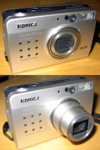 Digitalkamera Konica