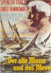 Filmposter von - Der alte Mann und das Meer