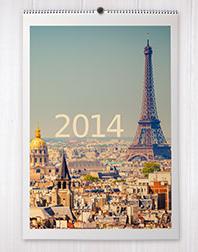 Bild von einem Fotokalender