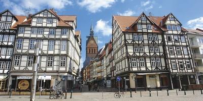 Altstadtaufnahme Hannover