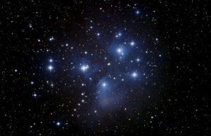 Sternzeichen Sternenhimmel