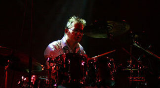 Schlagzeuger - Konzertfotografie