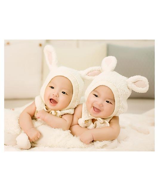 Babyshooting Zwillinge