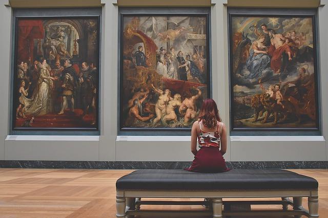 Fotografieren im Museum